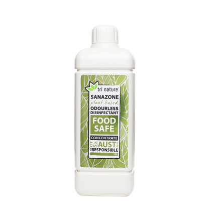 Sanazone Odourless Disinfectant Concentrate